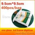 9.5 cm 400 Inch unids/pack Cleanroom Wiper No Paño de Papel Libre de Polvo Con una Botella de Alcohol Para El Teléfono Portátil PCB Electrónica Reparación LCD