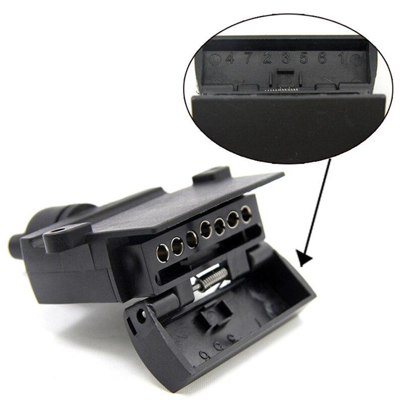 Berühmt 7 Pin Flache Anhängerverkabelung Fotos - Elektrische ...