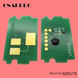 20 sztuk TK5220 TK5222 z tonerem chip do Kyocera ECOSYS P5021cdn P5021cdw M5521cdn M5521cdw P5021 M5521 TK-5220 resetowany wkład chipy