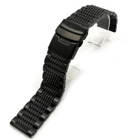 20/22/24mm HQ 316 Stainless Steel WatchBands For Samsung Gear S3 Watch Band Bracelet Strap Watch Accessories