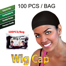 Бесплатная доставка Чулок парика волос nets100pcs/pack10001(China (Mainland))