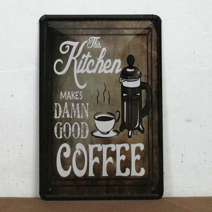 Vintage Metal Wall Art popular metal wall art kitchen-buy cheap metal wall art kitchen
