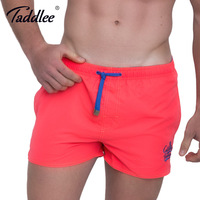 Taddlee Brand Men Beach Board Shorts Short Bottoms Running Sports Swim Surf Boxer Trunks Shorts Boardshorts