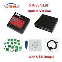 2017 Newest X Prog M Xprog V5 55 ECU Chip Programmer Updated Version XPROG M ECU