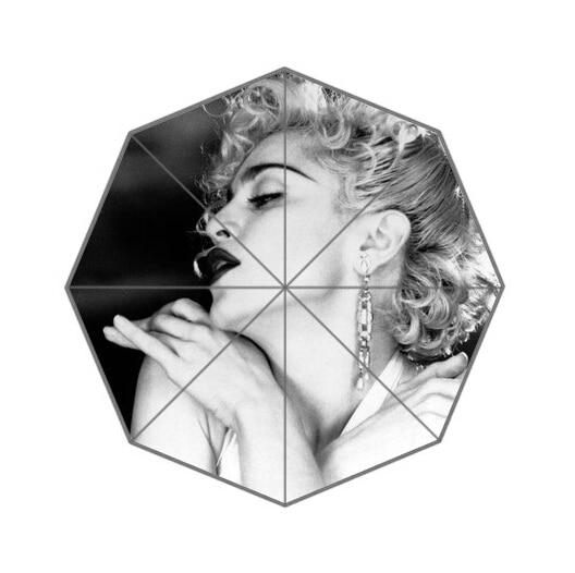 Fashion Design Umbrella Custom Sexy Madonna Folding Umbrella For Man And Women Free Shipping UPC-040