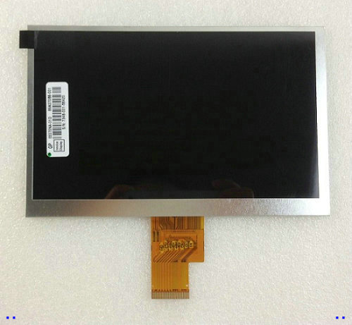 LCD Display 7 Tablet 40P CRD070TN01-40NM01 LCD Display screen panel Matrix Digital Replacement Free Shipping