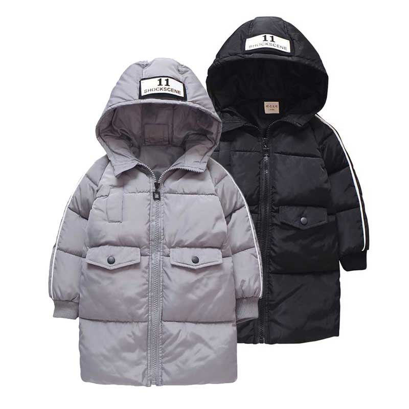 4-9T Children Jackets Boys Girls Winter Down Coat Baby Winter Coat Kids Warm Outerwear Hooded Coat Snowsuit Overcoat Clothes car drl kit for volkswagen magotan 2007 2011 daytime running light bar daylight fog lamps bulbs for car 12v vw led drl