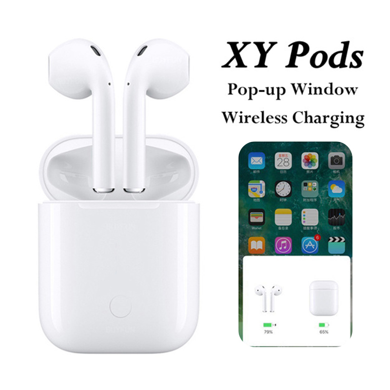 Independent Xy Pods 1:1 Wireless Bluetooth Earphones Pop Up Xypod Pk W1 Chip Lk Te9 Lk-te9 I10 I12 I13 I14 I20 Tws For Iphone Android Air Refreshment Back To Search Resultsconsumer Electronics