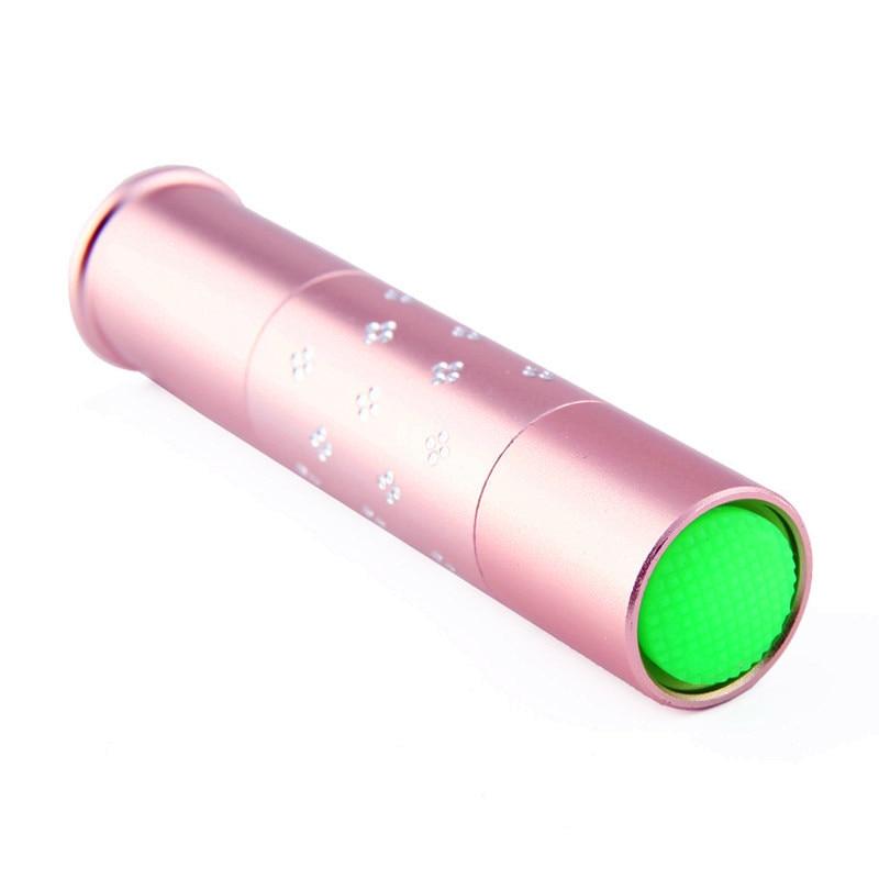 Accesorios велосипед 365nm УФ-фиолетовый свет мини фонарик jade косметический флуоресценции обнаружения Динамический свет 170705 P10