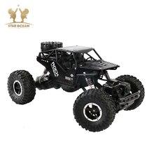 Rock Crawlers conduite voiture télécommandée tout terrain jouets 4WD sur la Radio contrôlée 4x4 Drive électrique RC voitures vacances dété