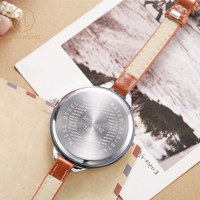 3D clay watch