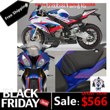 KODASKIN Motorcycle New Orijinal Design S1000RR Fairing Kit  ABS Plastic Injection Bodywork Bolts for 2015 2016 BMW