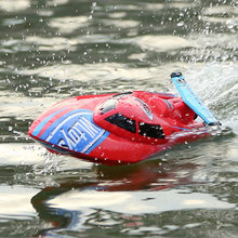 Wltoys WL911 RC Boat 4CH 2.4G High Speed 24km/h Waterproof Remote Control Toys