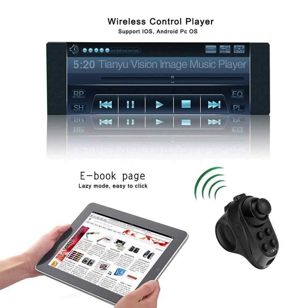5 шт. Bluetooth 4,0 VR беспроводной геймпад игровой джойстик Радио пульт дистанционного управления селфи камера затвора беспроводная мышь VR гарнитура