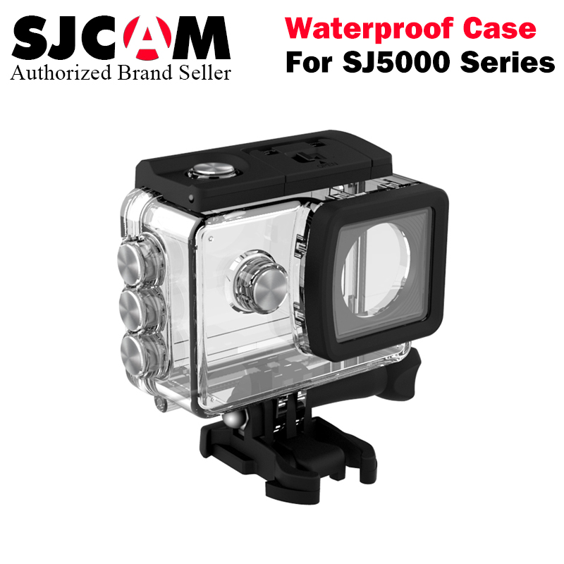 SJCAM sj 5000 wifi / SJ5000X Case Underwater Waterproof Diving Housing case protective box for SJ CAM sj5000x