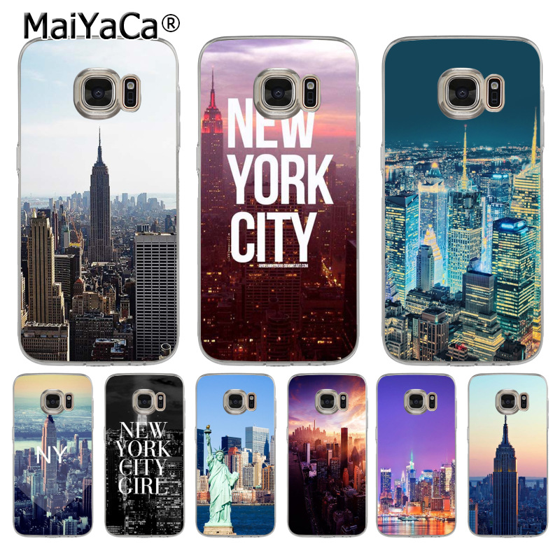 samsung galaxy s7 case new york