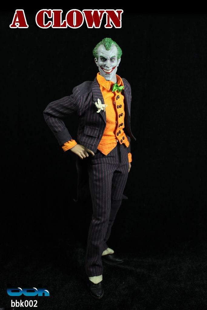 1/6 scale figure doll Comics version Comic clown joker 12 Action figure doll Collectible Figure Plastic Model Toys 1 6 scale figure doll batman joker clown robbers version 12 action figure doll collectible figure plastic model toys no box