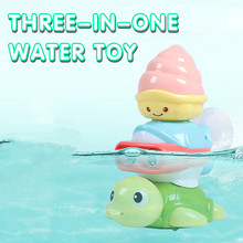 Baby Shower Bath Toys Shower Faucet Bathing Water Play Spraying Bathroom Toy Children's products good-looking Bath toys product