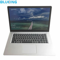 Gameing laptop 15.6 inch ultra slim 8GB RAM 128GB SSD large battery Windows 10 WIFI bluetooth Laptop computer PC free shipping