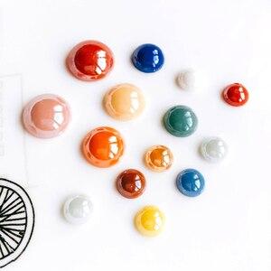 Mixed Colors Ceramics Porcelai