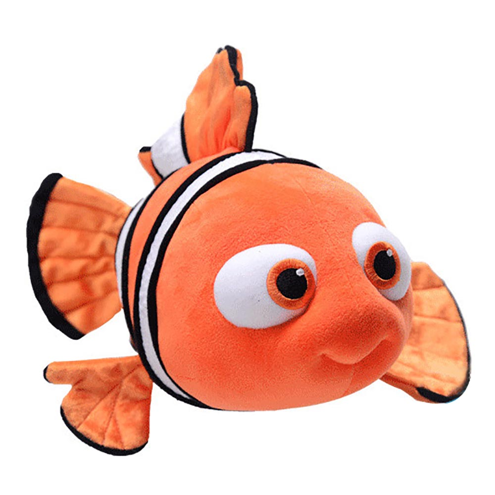Cartoon Finding Nemo Marlin Dory Cosplay Accessories Soft Plush ...