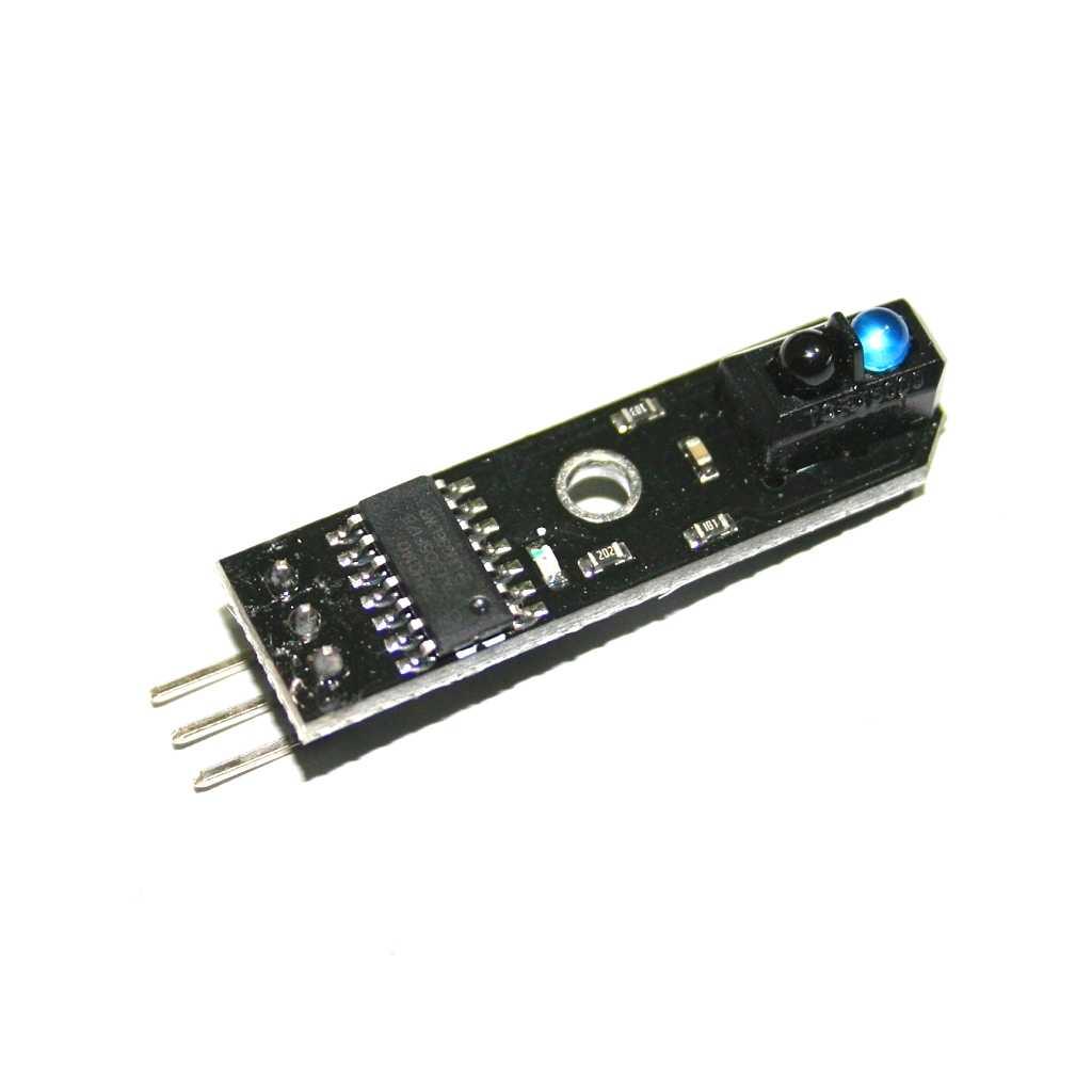 ИК-линия трек датчик слежения TCRT5000 препятствие Avoidanc AVR ARM PIC DC 5 V датчик слежения