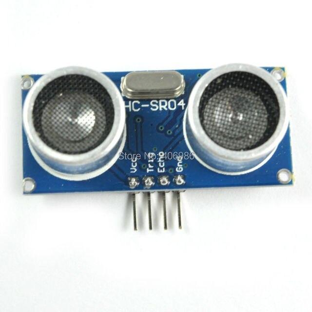 HC-SR04 Ultrasonic Module Ultrasonic Sensor HCSR04 Distance Measuring Module for PICAXE Microcontroller Arduino UNO HC SR04