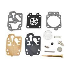 Набор прокладок для триммера, аксессуары, щетки, резак для газонокосилки, карбюраторы, ремонтная прокладка для GX135 139 26CC 33CC 43CC 52CC