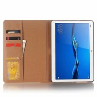 """protective pu leather PU Leather Cove Stand Case For Huawei MediaPad T5 10.1 AGS2-L03 AGS2-L09 AGS2-W09 AGS2-W19 10"""" Magnetic Protective Cover Shell (3)"""