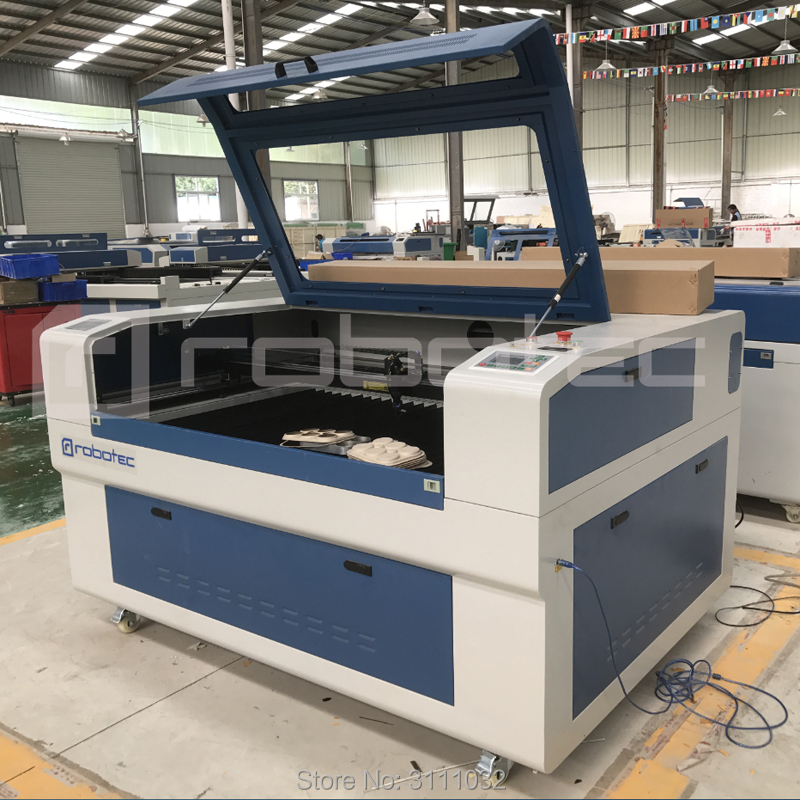 100w Wood/acrylic/plywood/MDF/glass Laser Engraving Machine 1390 Laser Cutting Machine With Up-down Table And Rotary Device