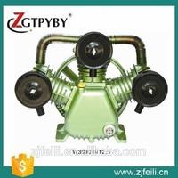 V2090/8/12,5 220 В/380 В 4KW портативный поршневой воздушный компрессор с ременным приводом головки поршня для воздушный компрессор