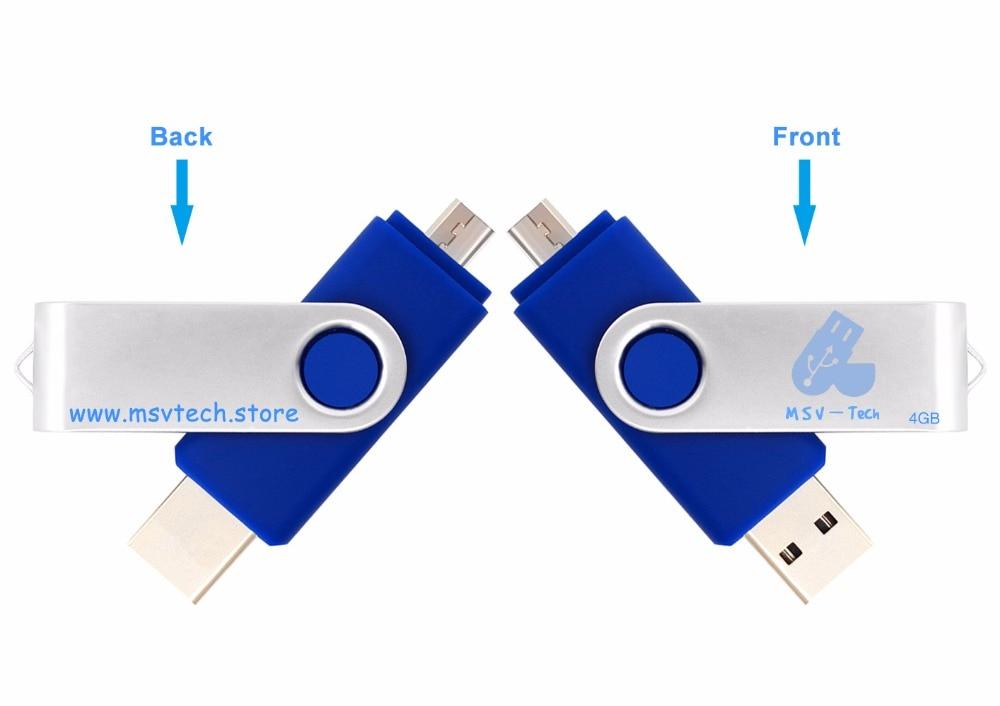 Clé USB otg avec 4 gb 8 gb 16 gb 32 gb clé clé USB Logo personnalisé bricolage conception LOGO
