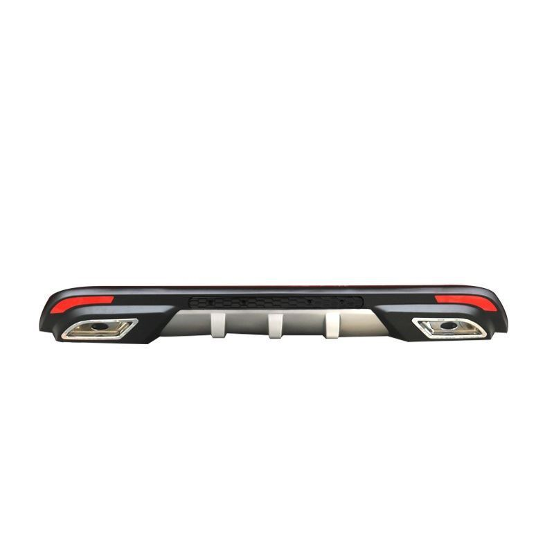 Exterior Modification Parts Tunning Rear Diffuser Car Styling Front Lip Bumper 09 10 11 12 13 14 15 FOR Chevrolet Cruze Pakistan