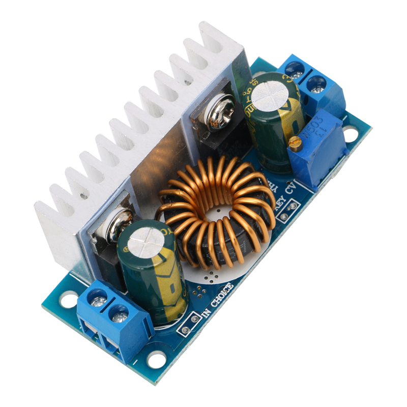 OOTDTY DC-DC Boost Converter Step-Up Power Supply Module Adjustable 4.5V-32V To 5-42V dc power supply uni trend utp3704 i ii iii lines 0 32v dc power supply