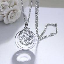 Увеличительное стекло для чтения jewellers длинной цепи ожерелья