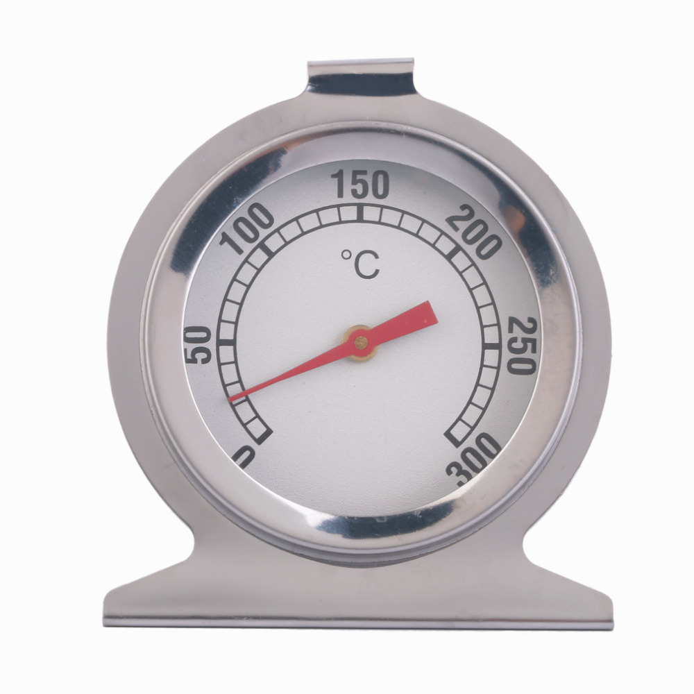 2018 NEW Stainless Steel Oven Thermometer Kitchen Cooking Meat Temperature Measuring Tool In Stock