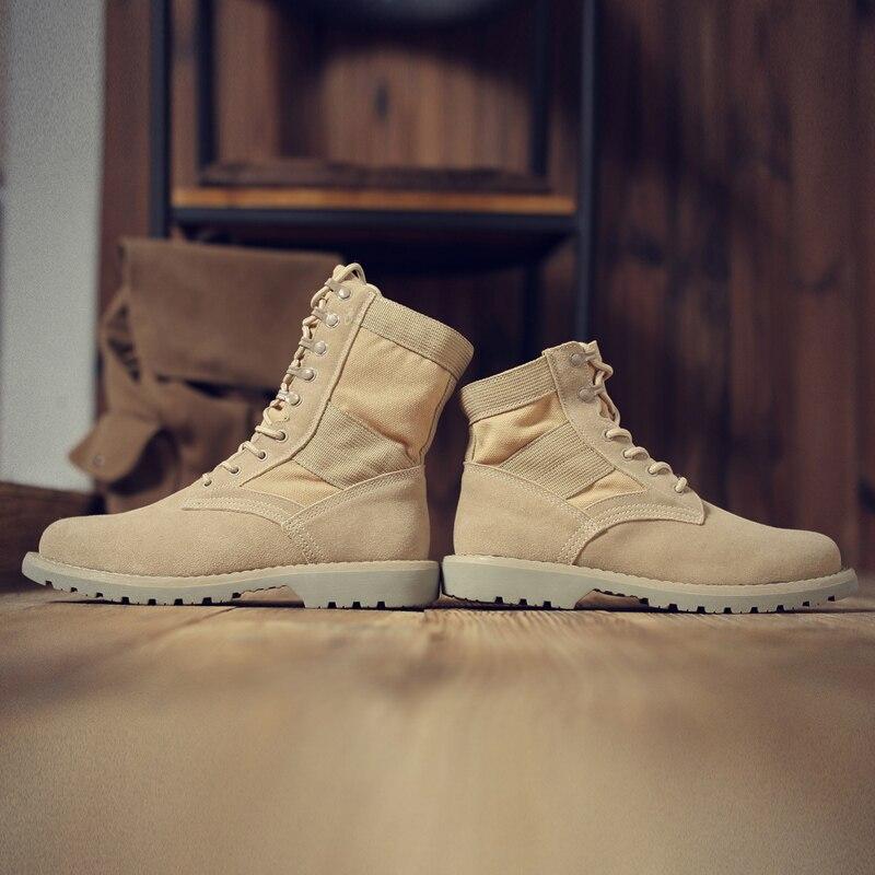 mollet Plus Genou Haute Plat En Hiver La Canvas Bottes Desert Beige Boot Chaussures 9 Mid black Taille Cheville Femmes Plush Boots Femme Ankle black Ankle Cuir De 11 beige Mi Mid PWwa6v7Iq