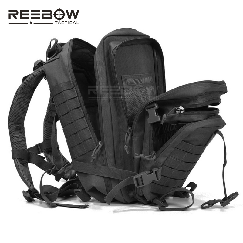 Military Tactical Assault Pack Backpack Army Molle Waterproof Bug Out Bag Small Rucksack For Outdoor Hiking Camping Hunting In Climbing Bags From Sports
