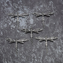 1pc Celtics Dragonfly Charms Pendant for Handmade Gfit Crafts Bracelets Necklace DIY Wedding Decoration ZH-94(China)