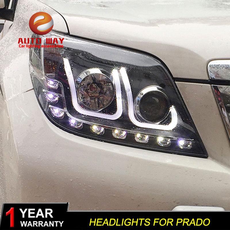 """Automobilio stiliaus """"Toyota Prado"""" priekinių žibintų dangtis, - Automobilių žibintai - Nuotrauka 5"""