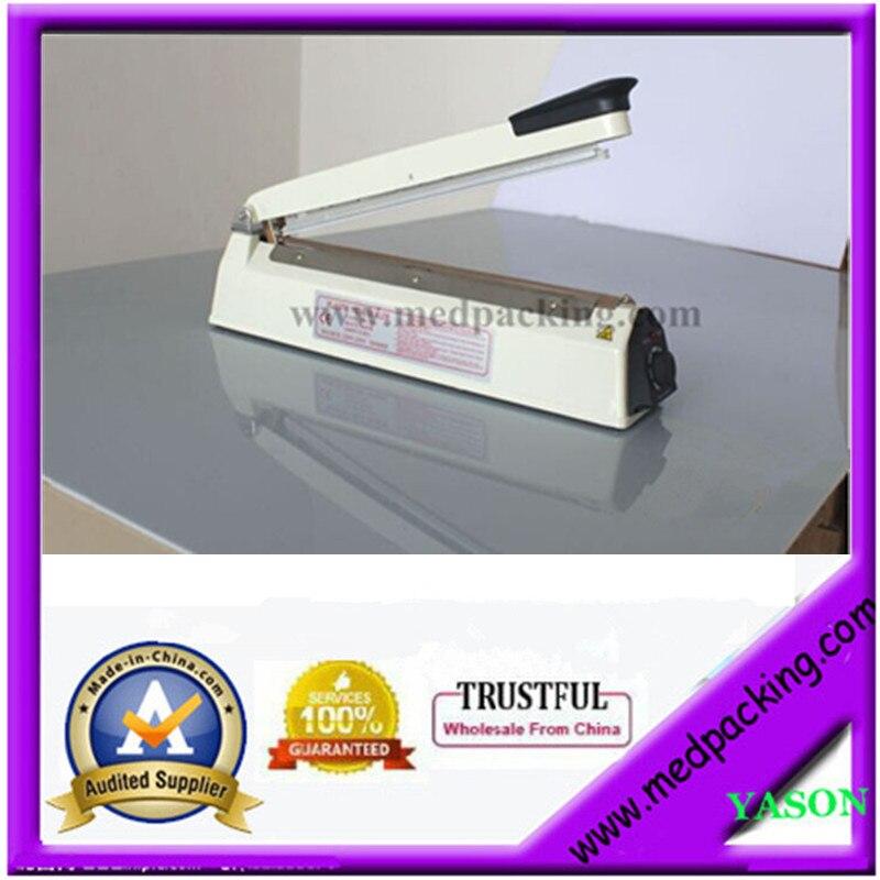 Hot selling Aluminium Bag Sealer machine with sealing length 300mm  цены