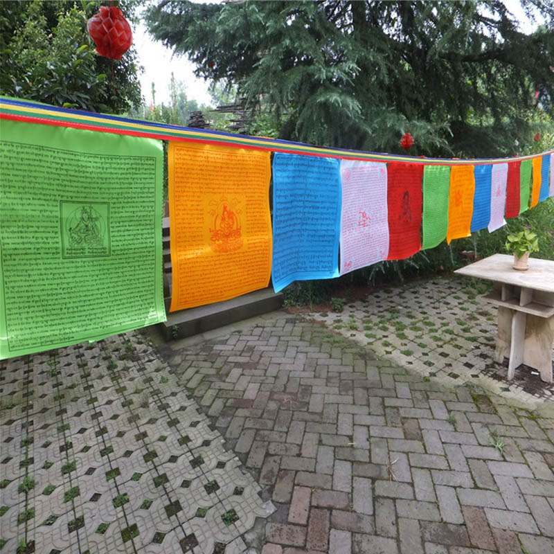 Traditional Tibetan Prayer Flags 6