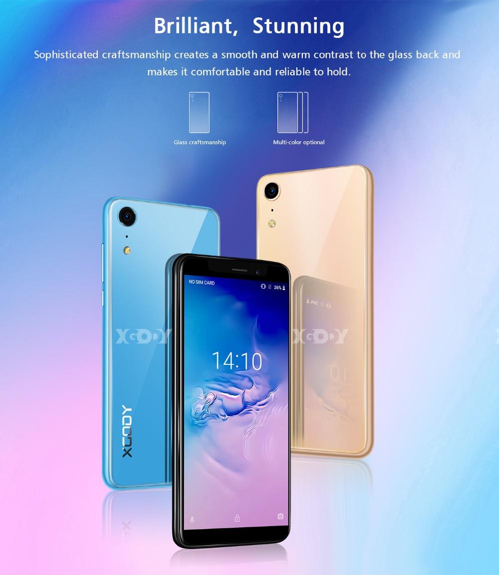 XGODY XR Smartphone 5.5'' 2GB RAM 16GB ROM 5.0MP