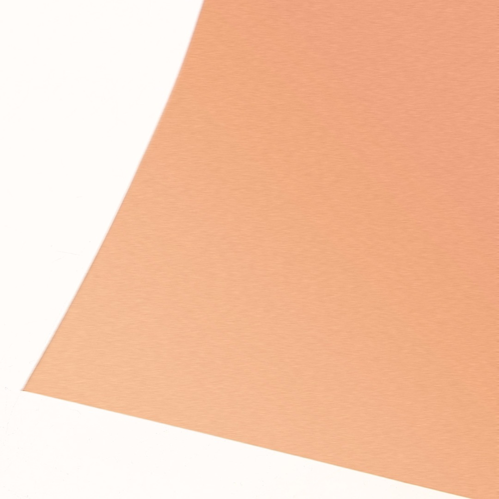 1pc 99.9% Pure Copper Cu Sheet Foil Thin Metal Copper Plate Roll 0.1mmx100mmx100mm