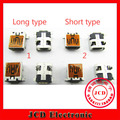 10-pin V3 порт мини usb разъем с / с коротким тип 2 модели 10 шт. / модель 20 шт./лот