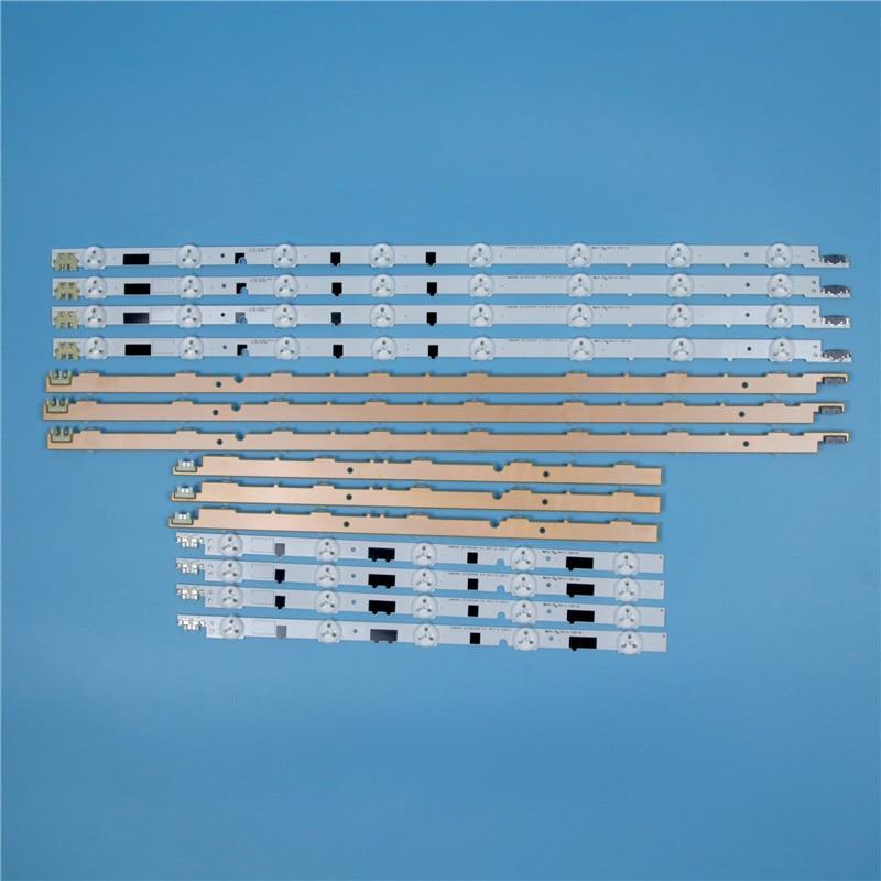 832mm 14 Piece/Set LED Array Bars For Samsung UN40F6400AF UN40F6400AG 40 Inches TV Backlight LED Strip Light Matrix Lamps Bands