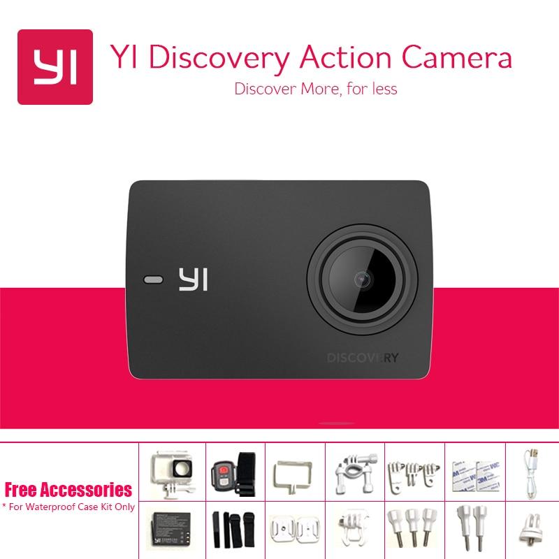 国際版李ディスカバリーアクションカメラ 4 18K 20fps 8MP 16MP WIFI 1080 1080P 60fps 防水 150 度李スポーツカメラ  グループ上の 家電製品 からの スポーツ & アクション ビデオカメラ の中 1