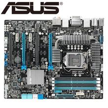 ASUS P8Z77 WS Desktop Motherboard Z77 Socket LGA 1155 i3 i5 i7 DDR3 32G ATX UEFI BIOS Original Used Mainboard On Sale