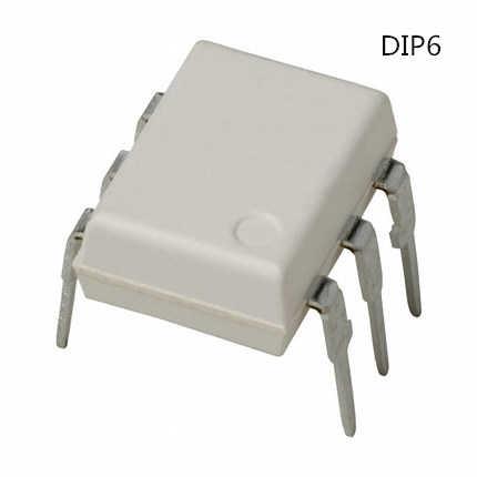 EL3063 MOC3063 DIP6 En Stock