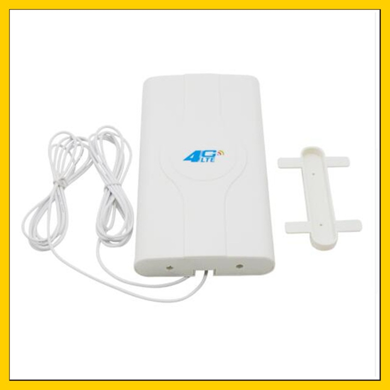 4G LTE MIMO Antenna External indoor antenna with 2m cable double TS9  Connector for huawei ZTe 3g 4g router